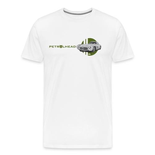 Petrolhead 300SL Gullwing - Männer Premium T-Shirt