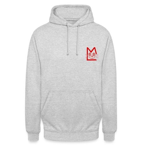 Sweater Man/Vrouw  - Hoodie unisex