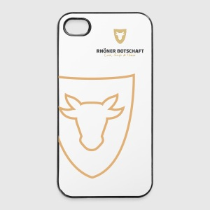 iPhone 4/4s Hard Case – Rhöner Botschaft - iPhone 4/4s Hard Case