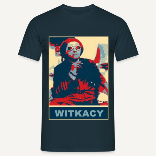 Witkacy - Koszulka męska