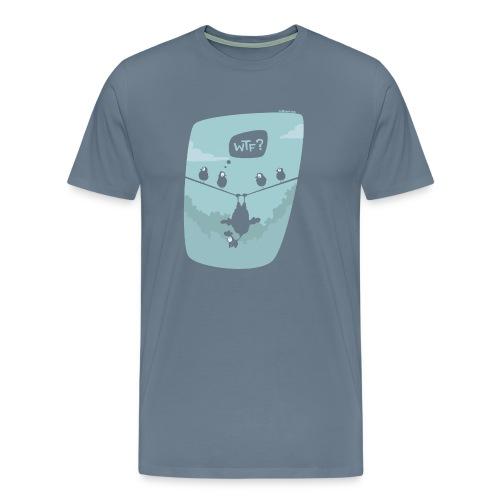 Chicken fly - T-shirt Premium Homme