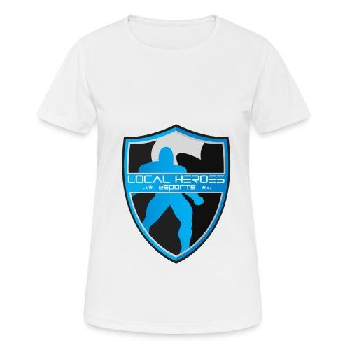 LH eSports T-Shirt_Sport_Women - Women's Breathable T-Shirt