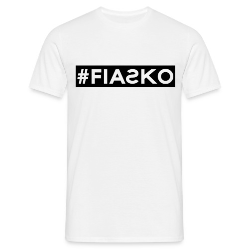 Teeshirt Fiasko - T-shirt Homme