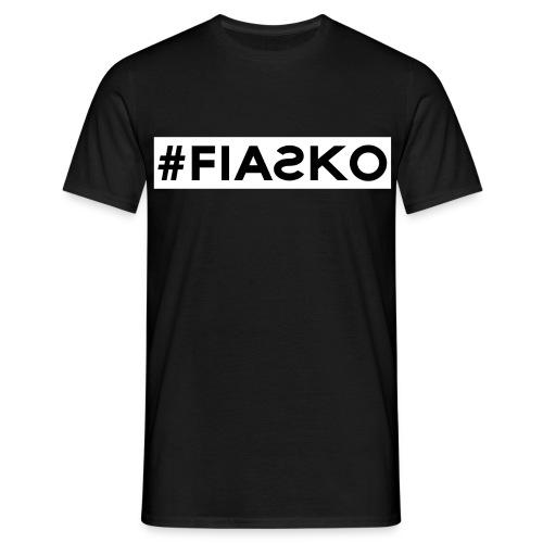 Teeshirt Fiasko noir - T-shirt Homme