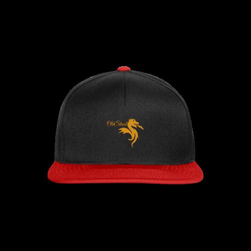 OldSkool Snapback Cap - Snapback Cap