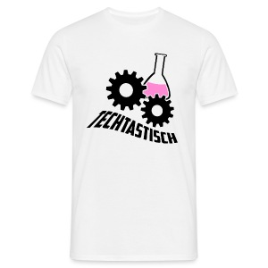 Techtastisch - Männer T-Shirt - Männer T-Shirt
