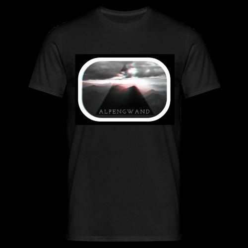 Alpengwand Gracht T-Shirt Buama - Männer T-Shirt