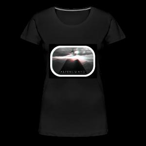 Alpengwand Gracht T-Shirt Diandl - Frauen Premium T-Shirt