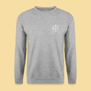 Sweat gris sceptre  homme - Sweat-shirt Homme