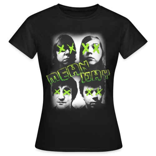 Mean Day Faces Women's - Women's T-Shirt