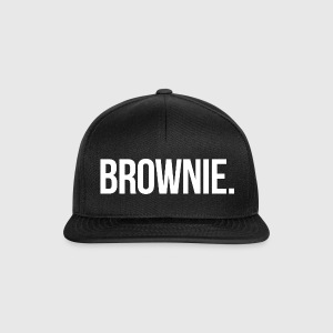 Brownie - Snapback Cap