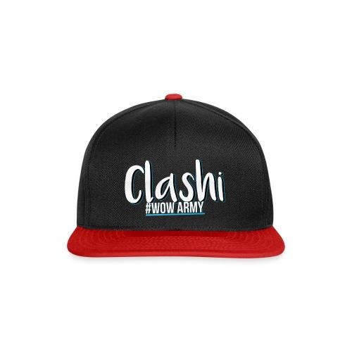 Clashi #WOW Army -  Snapback - Snapback Cap