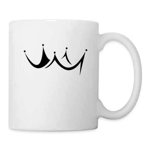 Tasse Logo weiß - Tasse