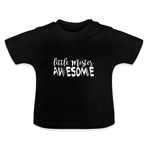 CHEEKY KIDS | little Mister awesome-Shirt - Baby T-Shirt