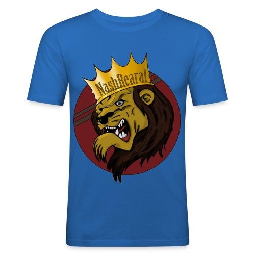NR_Slim - Männer Slim Fit T-Shirt