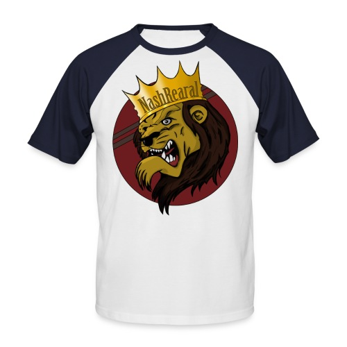 NR_Baseball - Männer Baseball-T-Shirt