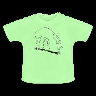 Baby Shirts  ~ Baby T-Shirt ~ skipping