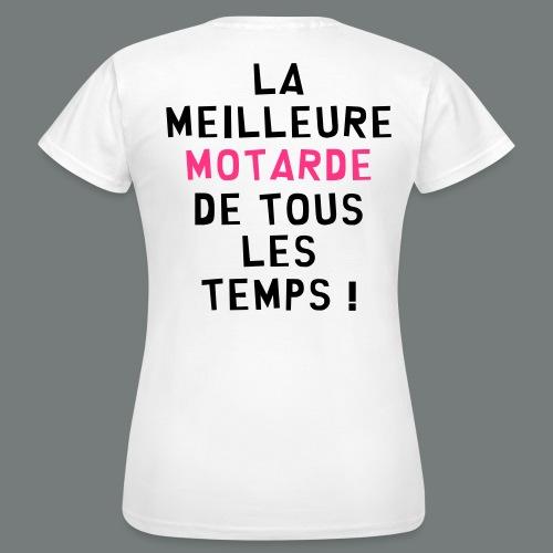 ffnzo girl best - T-shirt Femme