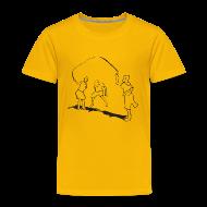 Shirts ~ Kids' Premium T-Shirt ~ skipping