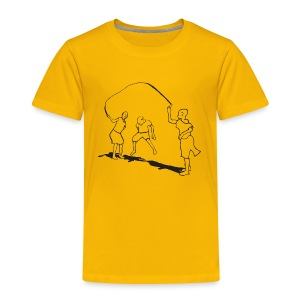 skipping - Kids' Premium T-Shirt