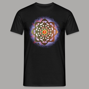 Keltic Drust (effect) - Mannen T-shirt