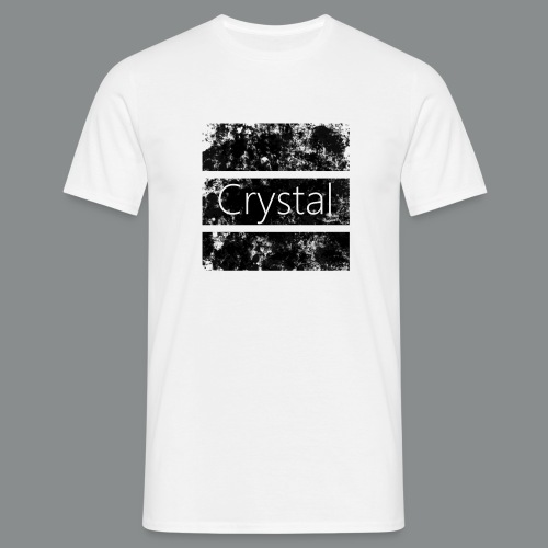 Crystal Logo Shirt - Männer T-Shirt