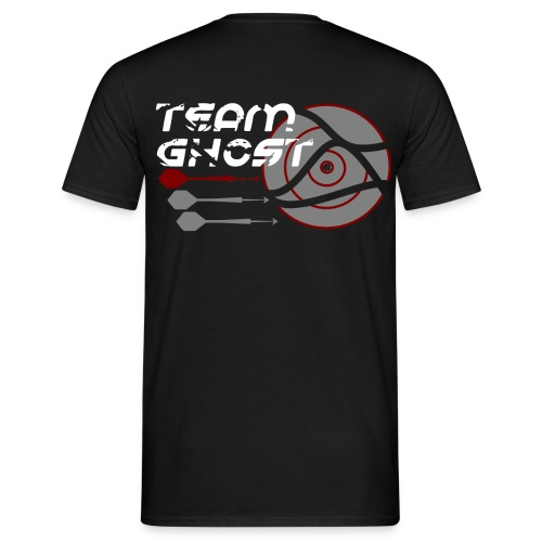 Team Ghost - Bullshooter - Männer T-Shirt