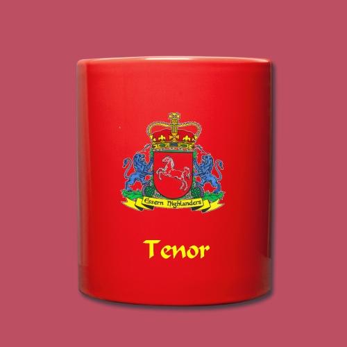 Tasse Tenor - Tasse einfarbig