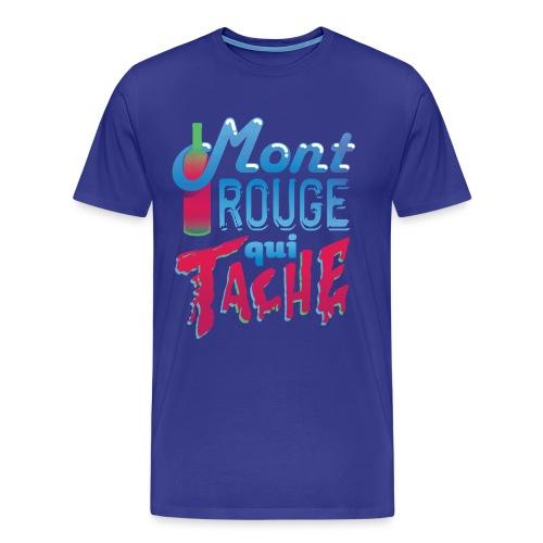 Montrouge Qui Tache - T-shirt Premium Homme