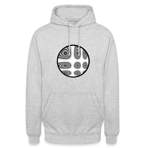 Digital Rhythm (Men) - Unisex Hoodie