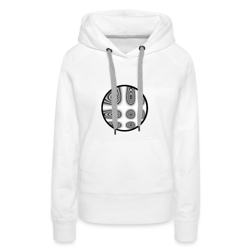 White illusions (Lady) - Frauen Premium Hoodie