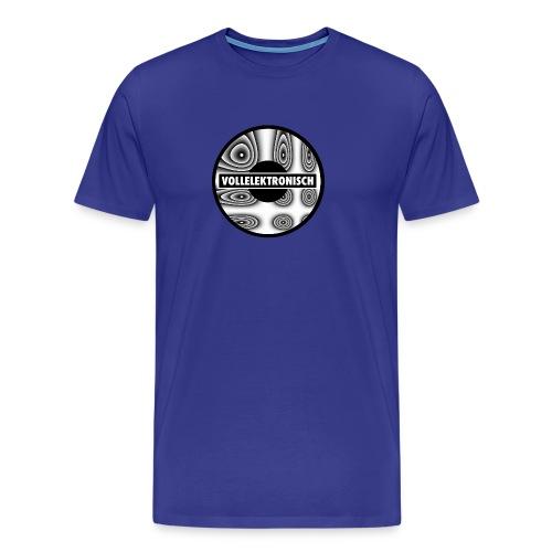 Purple llusions - Männer Premium T-Shirt