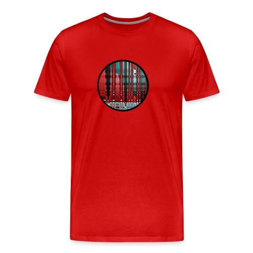 Colorful Red - Männer Premium T-Shirt