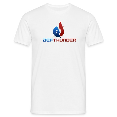 Defthunder Simple and classy For Man (Cancer Survivor) - T-shirt Homme