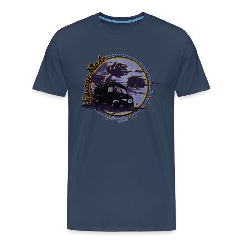 CHROMELESS // GARAGE MADE VOL.2  - Männer Premium T-Shirt
