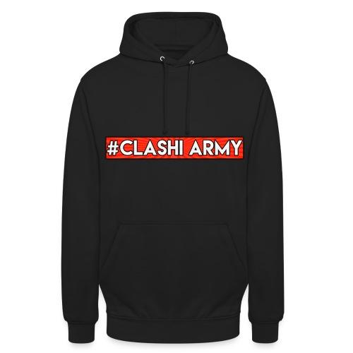 #Clashi Army - Hoodie (versch. Farben) - Unisex Hoodie