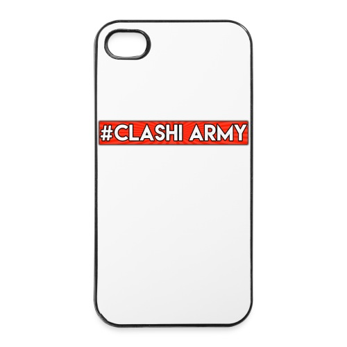 #Clashi Army - iPhone 4/s Hard Case - iPhone 4/4s Hard Case
