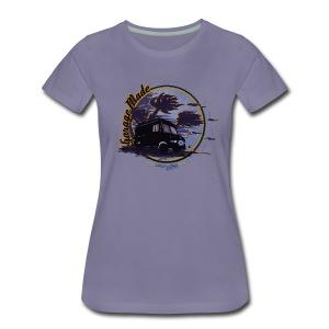 CHROMELESS // GARAGE MADE VOL.2  - Frauen Premium T-Shirt