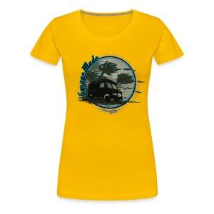 CHROMELESS // GARAGE MADE VOL.1  - Frauen Premium T-Shirt
