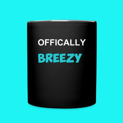Breezy Tea Cup - Full Colour Mug