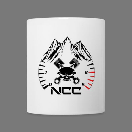 Mug NCC - Mug blanc