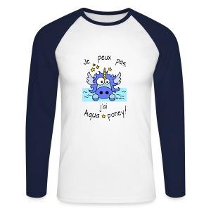Licorne Bleu - Je peux pas, j'ai aquaponey!