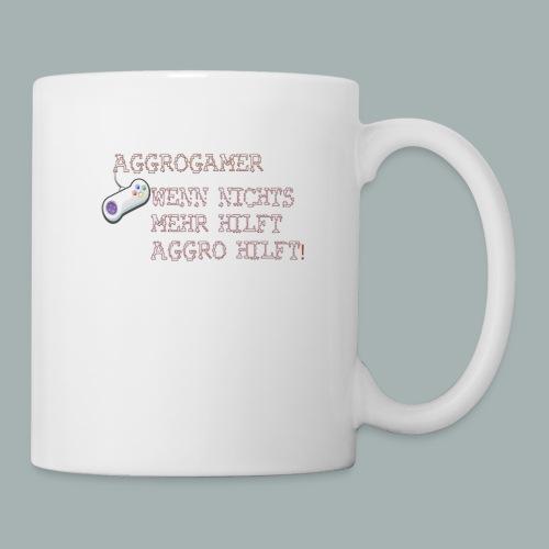 Aggrogamer Tasse - Tasse