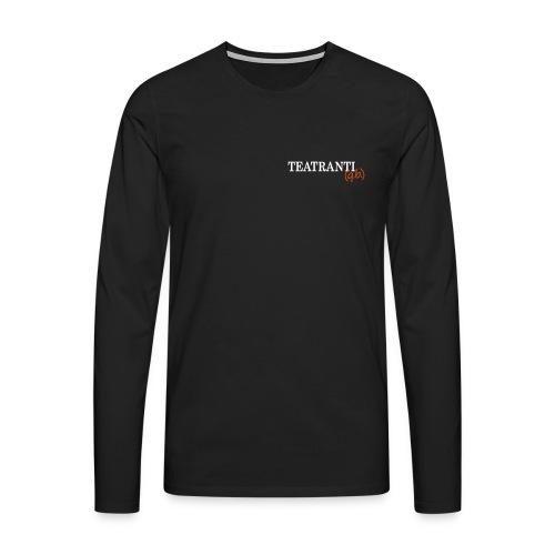 Maglia uomo - Maglietta Premium a manica lunga da uomo