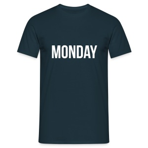 Monday t-shirt - Men's T-Shirt