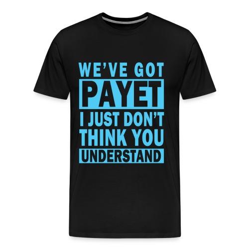 Payet T-Shirt - Men's Premium T-Shirt