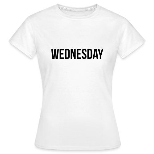 Wednesday t-shirt - Women's T-Shirt