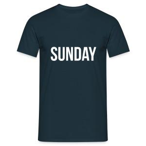 Sunday t-shirt - Men's T-Shirt