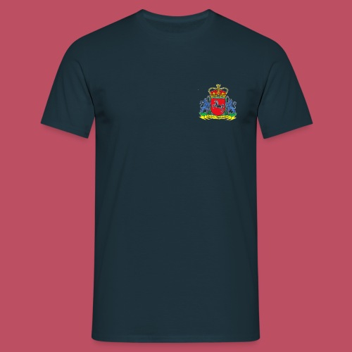 Essern Highlanders Shirt Logo - Männer T-Shirt