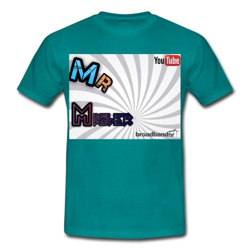 MrMizler mans t-shirt - Men's T-Shirt